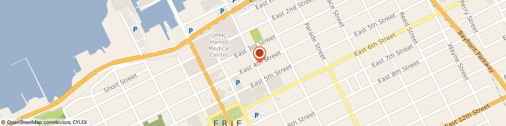 Route/map/directions to Pfeffer Insurance Agency, Inc., 16507 Erie, 332 Holland St