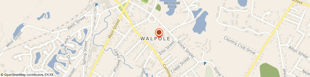 Route/map/directions to Ambrose & Ambrose, 02081 Walpole, 79 BOS PROV HIGHWAY