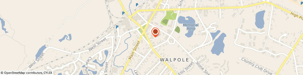 Route/map/directions to United Church In Walpole, 02081 Walpole, 30 Common St