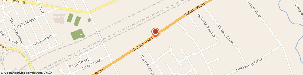Route/map/directions to Erie Laskowski Insurance Agency, 16510 Erie, 4620 Buffalo Road