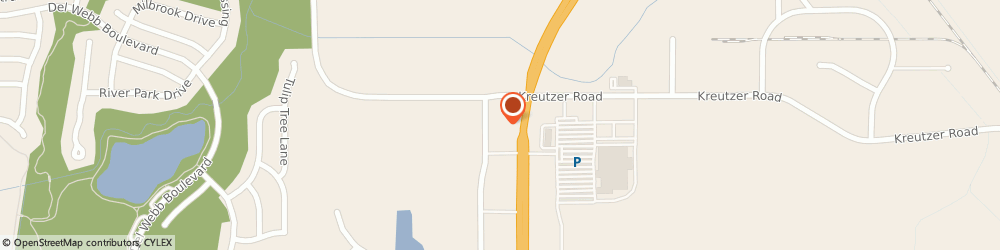 Route/map/directions to H&R Block, 60142 Huntley, 12040 Princeton Dr