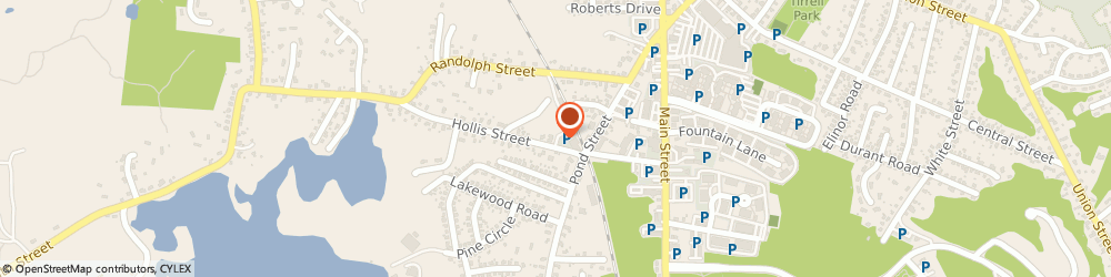 Route/map/directions to Amer Legion - Geo r Bean Post No 79, 02190 Weymouth, 19 Hollis St