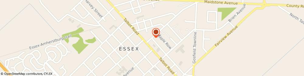 Route/map/directions to Pet Valu ESSEX, N8M 2N1 Essex, 39 Arthur Ave