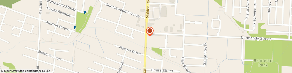 Route/map/directions to Its Your Day Bridal Boutique Incorporated, N9H 1S7 Windsor, 5975 Malden Road