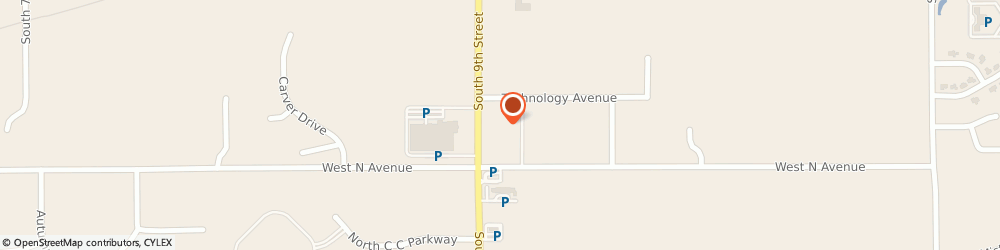 Route/map/directions to Fastenal, 49009 Kalamazoo, 6475 Technology Avenue, Suite E