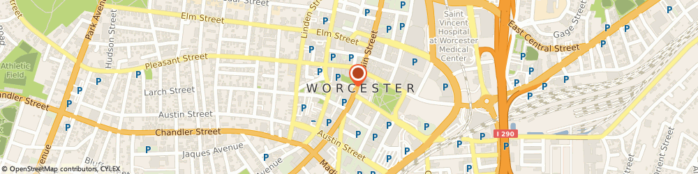 Route/map/directions to Dieiratademy Martial Arts, 01608 Worcester, 484 Main St
