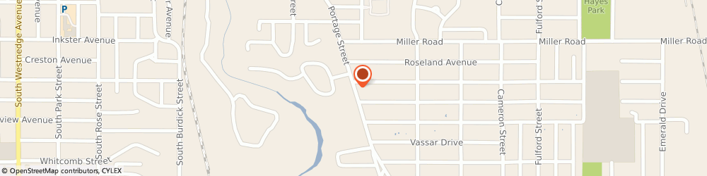 Route/map/directions to Sabrina Pritchett-Evans - State Farm Insurance Agent, 49001 Kalamazoo, 2618 Portage St