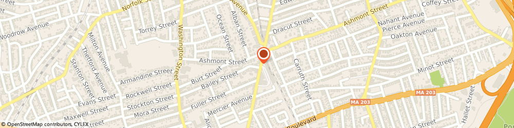 Route/map/directions to Navy Federal Credit Union ATM, 02124 Dorchester, 1931 Dochester Ave