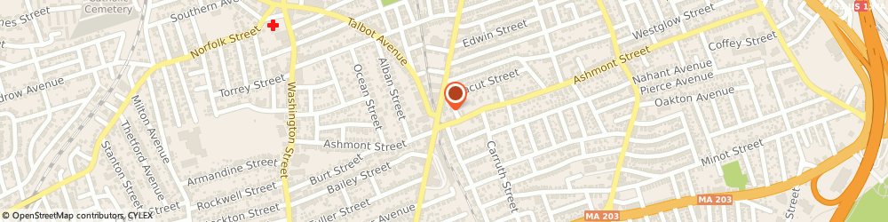 Route/map/directions to Navy Federal Credit Union ATM, 02122 Dorchester, 1886 Dorchester Ave