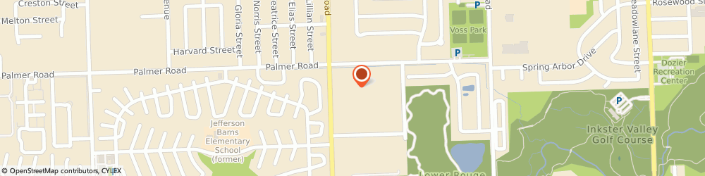 Route/map/directions to Oakwood Healthcare System, 48186 Westland, 2001 S Merriman Rd