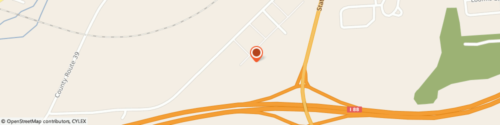 Route/map/directions to Little Caesars Pizza, 13838 Sidney, 171 Delaware Ave