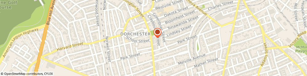 Route/map/directions to n t Church Of God House Of Deliverance, 02124 Dorchester, 424 Washington Street