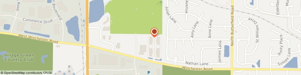 Route/map/directions to Country Financial Tim  Dydo, 60048 Libertyville, 1880 W Winchester Rd Ste 108