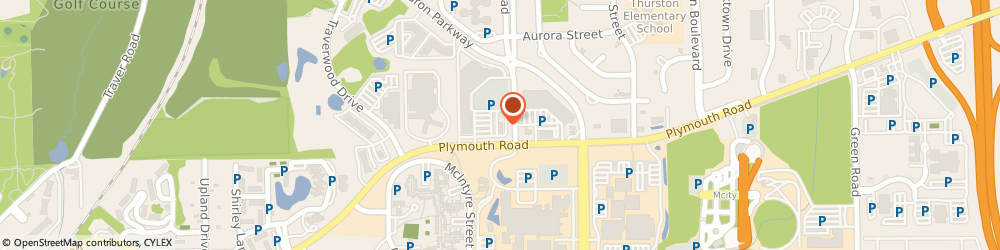 Route/map/directions to Michael Barrett: Allstate Insurance, 48105 Ann Arbor, 2649 Plymouth Rd