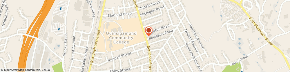 Route/map/directions to Leaders Way Kungfu Academy, 01606 Worcester, 487 Burncoat St