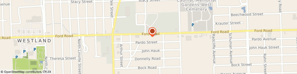 Route/map/directions to Jasmine Ross - State Farm Insurance Agent, 48185 Westland, 34825 Ford Rd