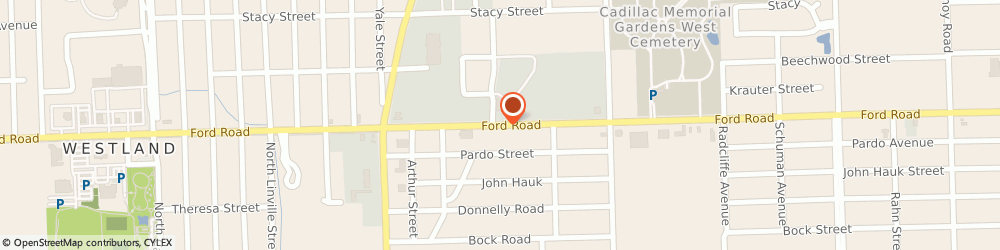 Route/map/directions to STATE FARM Gary Druchniak, 48185 Westland, 34825 Ford Road