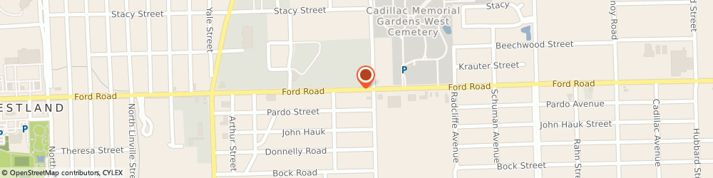 Route/map/directions to Dollar Tree Store, 48185 Westland, 34520 FORD RD.