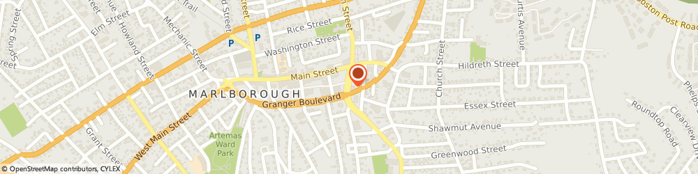 Route/map/directions to Safeco Insurance Agent, 01752-2841 Marlborough, 2 S Bolton St