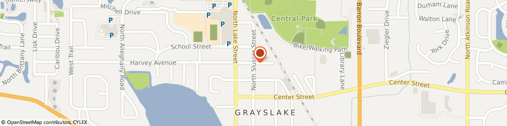 Route/map/directions to Orthodontic Specialists of Lake County, 60030 Grayslake, 30 North Slusser Street