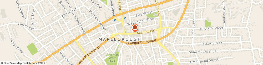 Route/map/directions to Safeco Insurance Agent, 01752-3850 Marlborough, 207 Main St