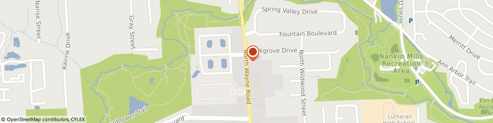 Route/map/directions to Bobby Branch - State Farm Insurance Agent, 48185 Westland, 8355 N Wayne Rd