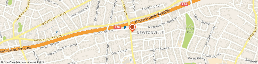 Route/map/directions to Fitness Together, 02460 Newtonville, 309 Walnut St