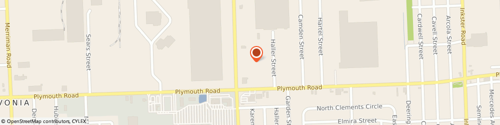 Route/map/directions to Office Depot, 48150 Livonia, 29320 Plymouth Road