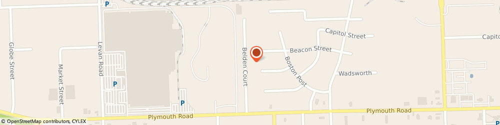 Route/map/directions to Kone Livonia, 48150 Livonia, 11864 Belden Ct