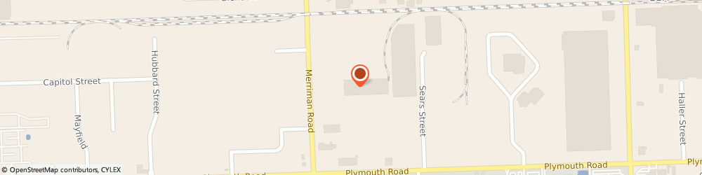 Route/map/directions to Hammell Music, 48150 Livonia, 12000 Merriman Rd