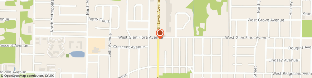 Route/map/directions to Jiffy Lube, 60085 Waukegan, 1212 N Lewis Ave