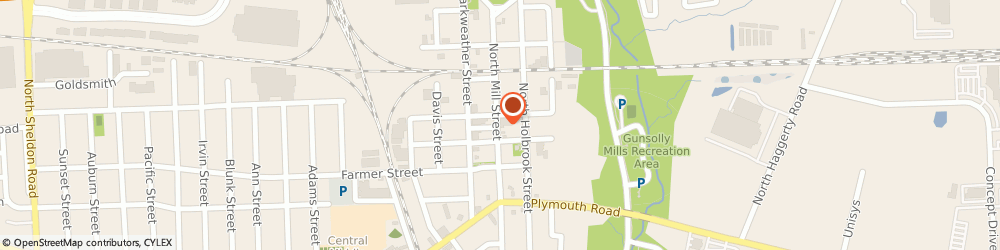 Route/map/directions to a a Driving School Inc, 48170 Plymouth, 696 N MILL ST STE 110