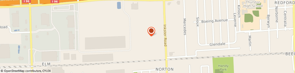 Route/map/directions to Professional men moving, 48150 Livonia, 12801 Inkster rd
