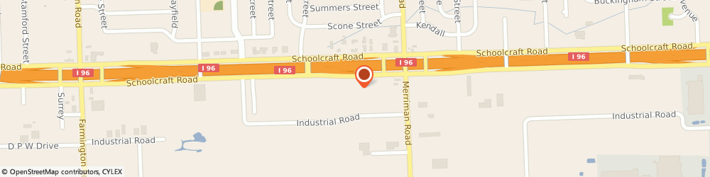 Route/map/directions to MSC Industrial Supply Co., 48150 Livonia, 31557 Schoolcraft Rd