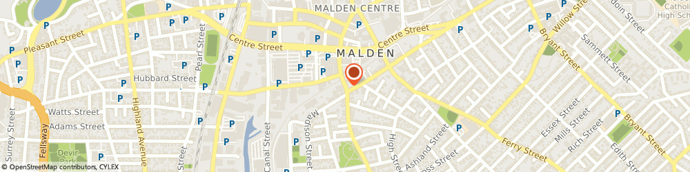 Route/map/directions to It's More Than A Meal, 02148 Malden, 350 Main Street