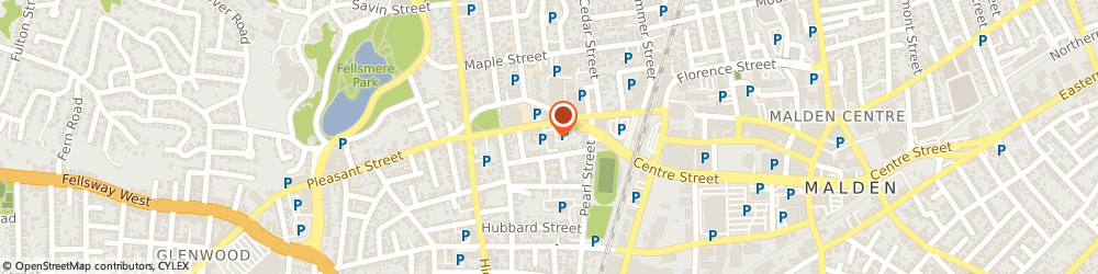 Route/map/directions to Essence of Pearls Counseling, 02148 Malden, 380 Pleasant Street suite 23A