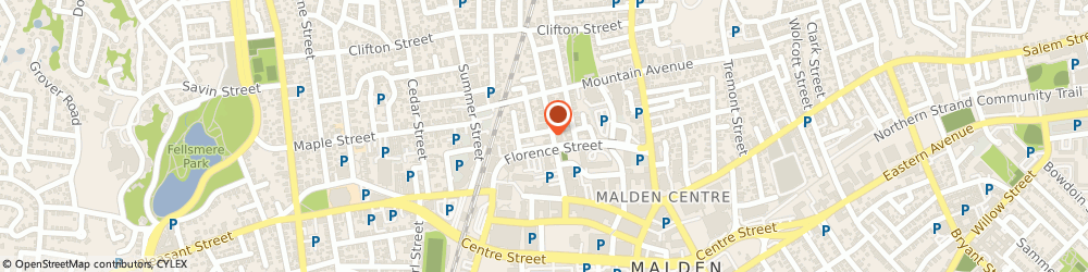 Route/map/directions to Ywca, 02148-8214 Malden, 54 Washington St