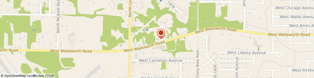Route/map/directions to Tayseer Ibrahim, DDS, 60099 Beach Park, 11316 W Wadsworth Rd
