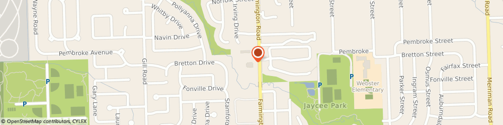 Route/map/directions to Monaghan Knights Of Columbus, 48152 Livonia, 19801 FARMINGTON ROAD