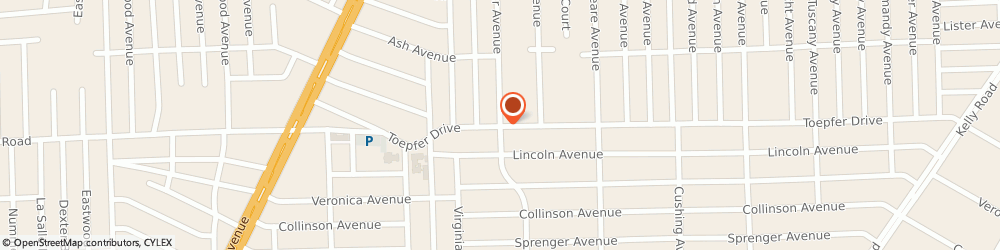 Route/map/directions to Elite Electrical Services, 48021 Eastpointe, 22405 Boulder Ave