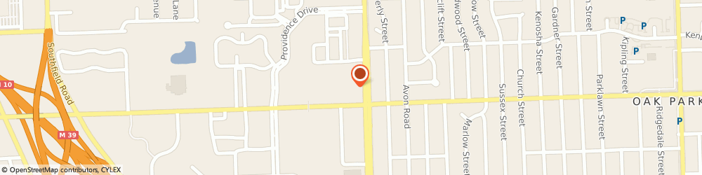 Route/map/directions to Garni Jewelers, 48075 Southfield, 23077 GREENFIELD RD # 263