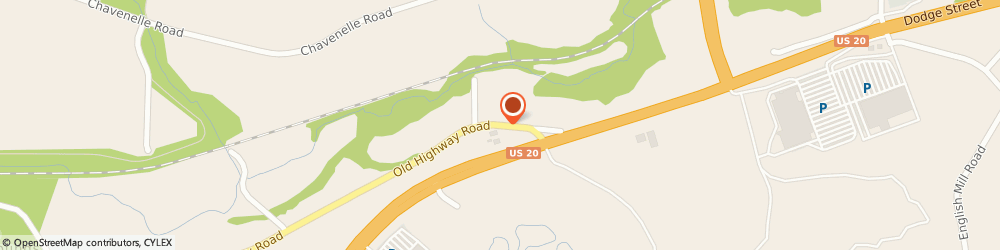 Route/map/directions to BP, 52002 Dubuque, 4900 OLD HIGHWAY RD