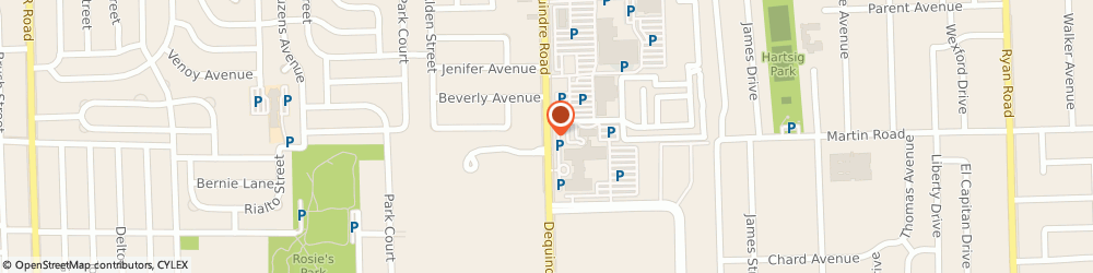 Route/map/directions to Chantelle Jewelers, 48071 Madison Heights, 30573 Dequindre