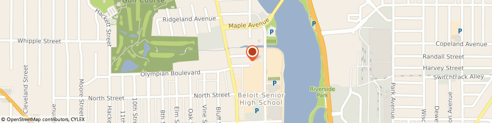 Route/map/directions to Seventh-Day Adventist Church BELOIT, 53511 Beloit, 207 Olympian Blvd