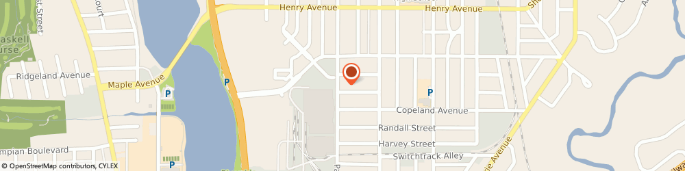 Route/map/directions to Tds Telecom, 53511 Beloit, 1637 Park Ave