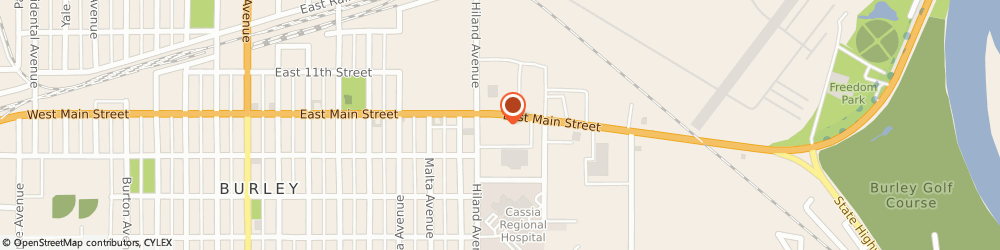 Route/map/directions to Wells Fargo ATM, 83318 Burley, 937 E Main St
