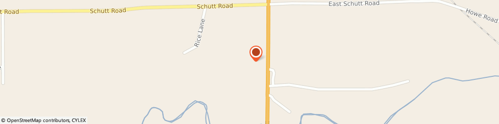Route/map/directions to 84 Lumber Company, 14030 Chaffee, 12520 OLEAN ROAD