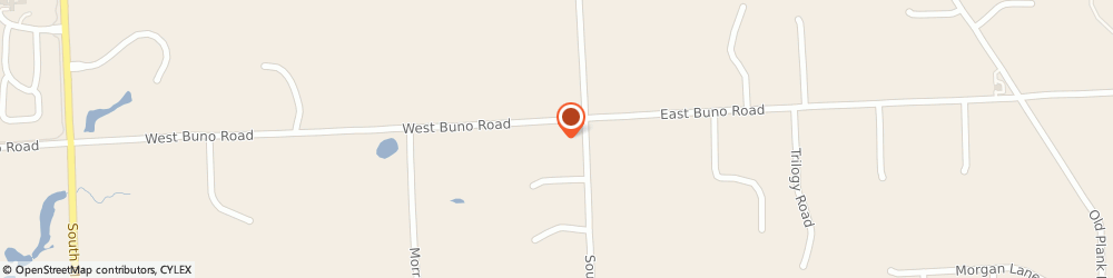 Route/map/directions to Alan E Mc Cardell, 48381 Milford, 125 W Buno Rd
