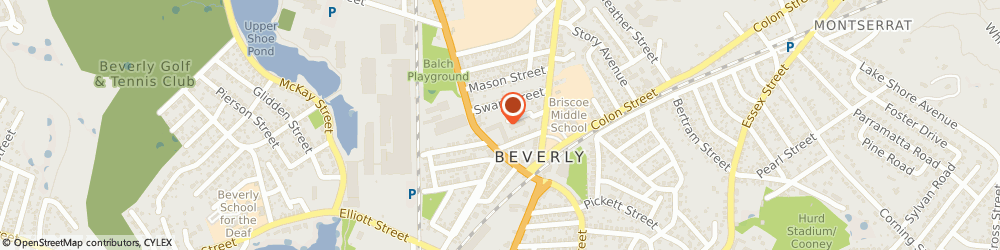 Route/map/directions to MCJ Insurance Agency, 01915 Beverly, 409a Cabot Street