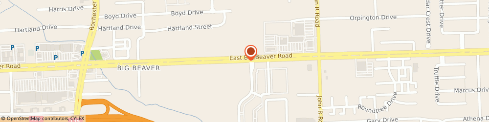 Route/map/directions to Primo Jewelry Repair, 48083 Troy, 671 E. Big Beaver Rd